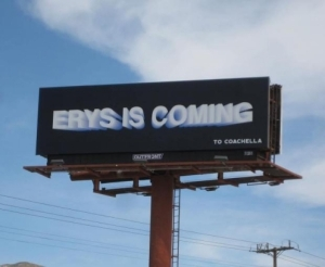 ERYS IS COMING BY Jaden Smith
